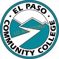 August 31st El Paso Community College Surplus Auction