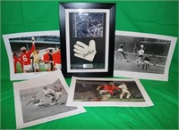 5 PIECE ENGLISH SOCCER WORLD CUP LOT TO INCLUDE