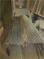 Woodworking Machinery & Cabinet Co. Contents