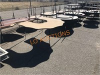 Assorted Round Tables