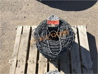 NEW 12gauge Barb Wire Roll