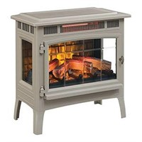 DURAFAME INFRARED ELECTRIC FIREPLACE STOVE
