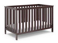 ROSLAND 3 IN 1 CONVERTIBLE CRIB