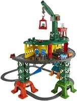 FISHER PRICE THOMAS AND FRIENDS SUPER STATION