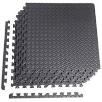 CAP BARBELL PUZZLE MATS 6 PCS SET