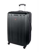 SWISS GEAR LA SARINNE LARGE CHECKED LUGGAGE
