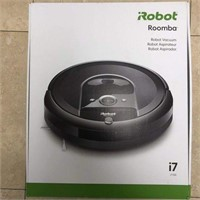 IROBOT ROOMBA I7 WIFI CONNECTED ROBOT VACUUM