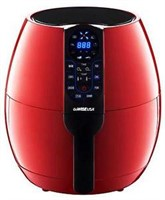 GO WISE AIRWISE ELECTRIC PROGRAMMABLE AIRFRYER