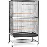 PREVUE PET PRODUCTS FLIGHT CAGE WITH STAND