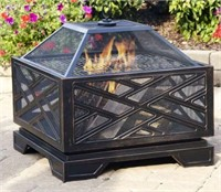 MARTIN WOOD BURNING FIRE PIT,
