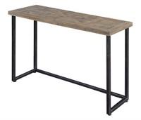 CONVENIENCE CONCEPTS CONSOLE TABLE (NOT ASSEMBLED)