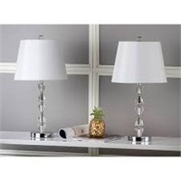 TOTAL OF 2 TABLE LAMP (NOT ASSEMBLED)