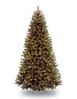 4.5' PRE LIT TREE CLEAR