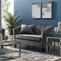 MODWAY PROSPECT CHANNEL TUFFED UPHOLSTERED