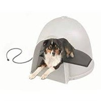 LECTRO KENNEL IGLOO STYLE HEATED PAD