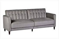 TUFTED CONVERTIBLE SLEEPER SOFA BED(NOT ASSEMBLED)