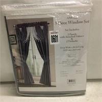 "5PC WINDOW SET 54X84"""