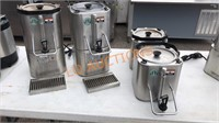 4pc SS Grind Master Coffee Pots