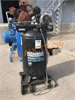 80GAL 5HP Kobalt Black Air Compressor