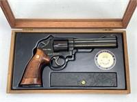 Smith & Wesson model 586 Commemorative Revolver
