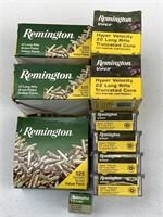 2950+ Rounds Remington .22 LR caliber ammunition