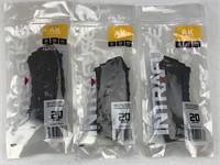 3pc 20 Round Tapco Plastic AK Magazine