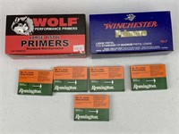 2500 Large Pistol 2 1/2, Standard/Magnum Primers