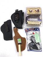 Left Handed Holsters