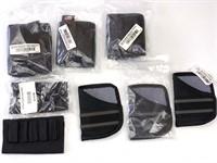 Nylon magazine pouches, shell holders