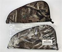 """15"""" Mossy Oak canvas pistol case"""