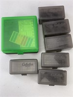 .223 Rifle Ammunition Container Boxes