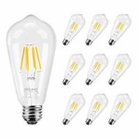 DiCUNO Edison Bulb Medium E26 Standard Base