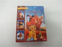 Disney Lion King 3 Movie Box Set