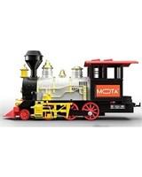 MOTA Classic Holiday Train Set with Real Smoke -