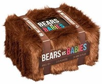 Bear Food Bears vs Babies: A Card Game from The