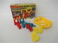 """""""Used"""" Rock 'em Sock 'em Robots Game"""