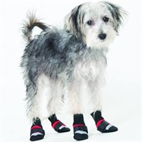 Fashion Pet Extreme All Weather Boots XS - Red
