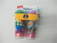 Playtex Sipsters Stage 3 Spill Proof Straw Cups -