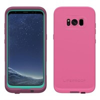 Fre Lifeproof For Samsung Galaxy S8 Case - Purple