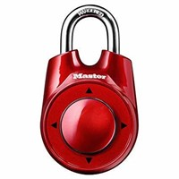 Master Lock 1500iD Speed Dial Combination Lock,