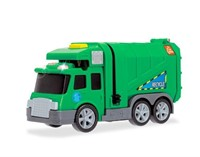 Dickie Toys City Cleaner Green with Sound and Bin