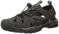 Northside Mens Burke II Sport Athletic Sandal,