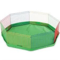 Prevue Hendryx Cover/Mat Fits Prevue PlayPen