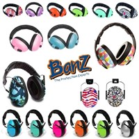 Banz Children's Earmuffs 2-10
