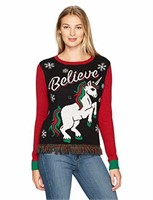 Ugly Christmas Sweater Company Women's XS Light