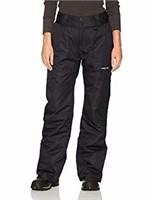 Arctix Women's 1X Classic Snow Pants, Black