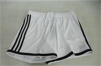 Adidas Mens Medium Regista 18 Show Shorts, White