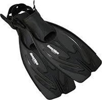 Deep Blue Gear Current Fins for Diving,