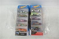 (2) Hot Wheels Fast Responders &