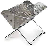 UCO Grilliput Flatpack Portable Stainless Steel